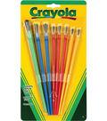 Crayola Paintbrush Set-8PK