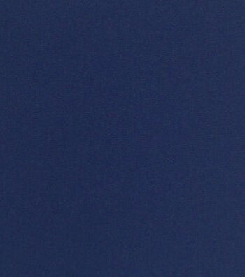 """Home Essentials Solid Fabric 45""""-Navy"""