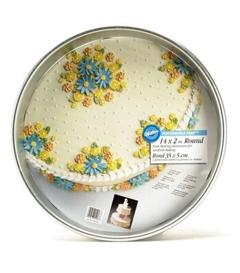 "Wilton® 14""x2"" Performance Round Pan"