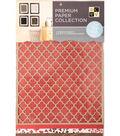 DCWV 8.5\u0022X11\u0022 set of 5 Premium Papers-Brown Multipack??