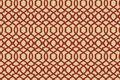 IMAN Home Print Fabric 54\u0022-Sultana Lattice/Amaryllis