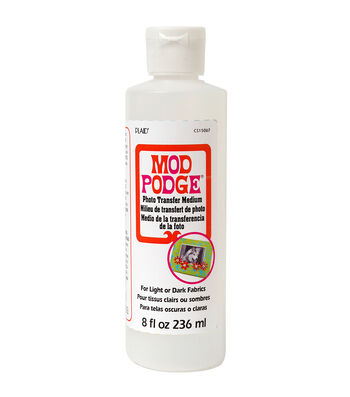 Mod Podge Photo Transfer Medium-8oz
