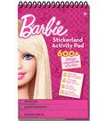Barbie Stickerland Activity Pad