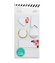 Heidi Swapp Memory Planner Pack of 6 Notepads-White, , hi-res