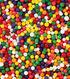Jumbo Rainbow Nonpareil Sprinkles