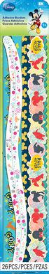 Disney® Mickey Family Adhesive Borders
