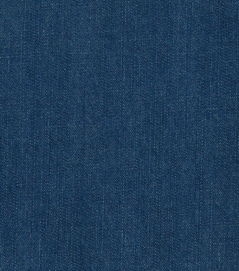 "Bottomweight Denim 12oz Fabric 57""-Blue Texture"