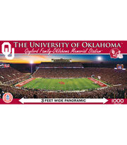 University of Oklahoma  Master Pieces  Panoramic Puzzle, , hi-res