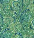 Solarium Outdoor Canvas Fabric 54\u0022-Merona Caribbean