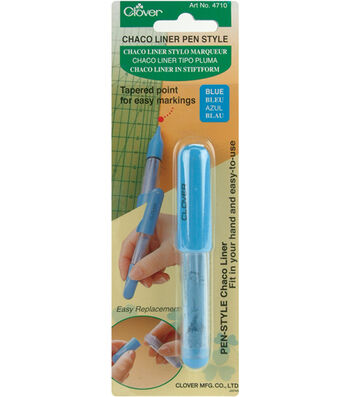 Clover Pen Style Chaco Liner