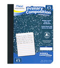 Mead® 6 Pk Primary Composition Ruled Book