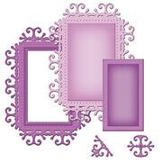Spellbinders Shapeabilities Die D-Lites-Frame One, , hi-res