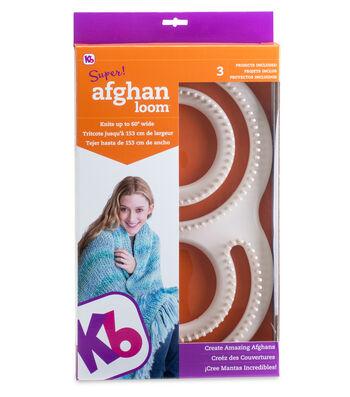 "Knitting Board 60"" Wide Afghan Loom"