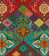 Waverly Print Fabric 54\u0022-Ute Mountain/Gem