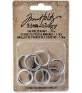Tim Holtz® Idea-ology® 15 Pack 0.75\u0027\u0027 Tag Press Rings