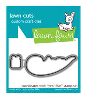 Lawn Fawn Lawn Cuts Custom Craft Die -Year Five, , hi-res