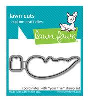 Lawn Fawn Lawn Cuts Custom Craft Die -Year Five, , hi-res