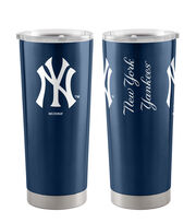 New York Yankees 20 oz Insulated Stainless Steel Tumbler, , hi-res