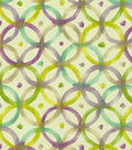 Waverly Print Fabric 54\u0022-Screen Gem/Orchid