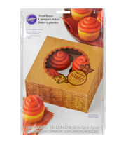 Wilton® Cupcake Boxes-Harvest, , hi-res