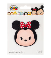 Disney® Minnie Mouse Tsum Tsum Iron-On Applique, , hi-res