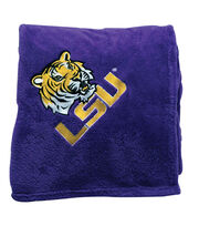 Louisiana State University Tigers Tigers Throw, , hi-res