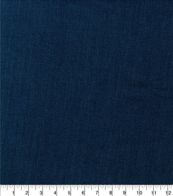 "Denim 11oz Fabric 50""-Solid Blue"