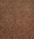 Jaclyn Smith Upholstery Fabric 54\u0022-Internet/Garden Spice