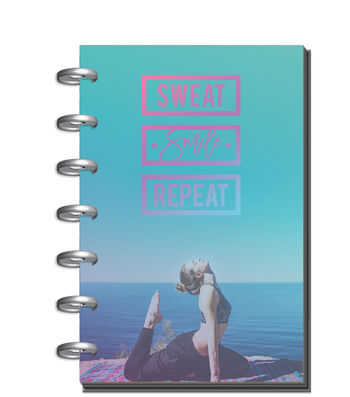 Create 365 The Happy Planner™ 12 Month Mini Planner-Sweat Smile