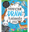 Parragon You Can Draw Animals Activity Book