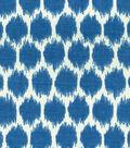 Waverly Upholstery Fabric 54\u0027\u0027-Bluebell Seeing Spots