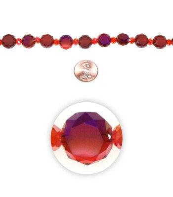 Advantus/Sulyn Terra Crystalline Bead Strand, Fireball