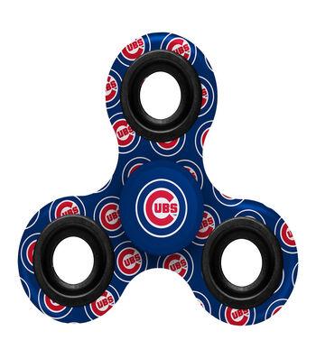 Chicago Cubs Diztracto Spinnerz-Three Way Fidget