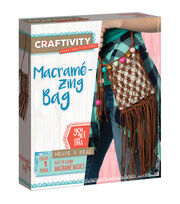 Creativity For Kids Macrame' Zing Bag Kit, , hi-res