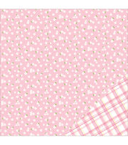 American Crafts Basics Flower Double-Sided Cardstock, , hi-res