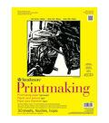 Strathmore Printmaking Paper Pad 11\u0027\u0027x14\u0027\u0027 30 pcs