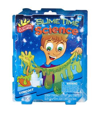 Poof-Slinky Slime Science Kit