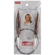 Deborah Norville Fixed Circular Needles 24'' Size 19/15.0mm, , hi-res
