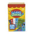 Mega Sticker Book-Teacher