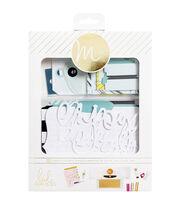 Heidi Swapp Minc Variety Pack 30/Pkg-Enjoy Life, , hi-res