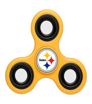 Pittsburgh Steelers Diztracto Spinnerz-Three Way Fidget, , hi-res