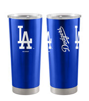Los Angeles Dodgers 20 oz Insulated Stainless Steel Tumbler, , hi-res