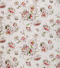 Covington Upholstery Fabric-Artistic Sketch Roseus 713
