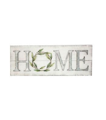 Hello Spring Wall Decor-Home Leaf O
