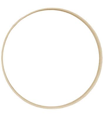 """Round Basketry Hoop 10""""X.75"""""""
