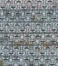 Modern Cotton Fabric 43\u0027\u0027-Natural Geometrics Patch