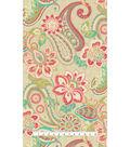 Waverly Upholstery Fabric 54\u0022-Wild Card Bloom