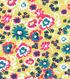 Keepsake Calico™ Cotton Fabric 43\u0022-Tropical Floral On Lime