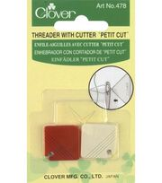 "Clover® Petite Cut Threader-1""x1"" 2/Pkg, , hi-res"