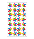 Sticko Classic Stickers-Colorful Stars